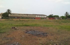 4.0 Acre Land for Sale at Tema Motorway