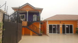EXECUTIVE 5BEDROOM HOUSE 4 SALE AT KASOA