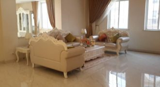 FULLY FURNISHED FOUR BEDROOM HOUSE AT HAATSO FOR SALE