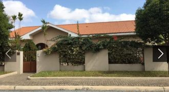 THREE BEDROOM HOUSE FOR RENT AT REGIMANUEL ESTATE EAST AIRPORT
